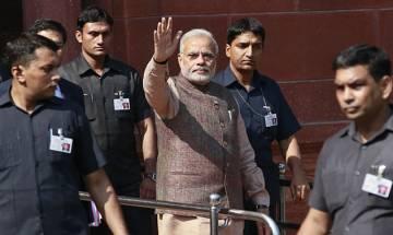 Congress leadership desperate after demonetisation: PM Modi