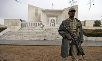 Pakistan's new Chief Justice Mian Saqib Nisar takes oath of office