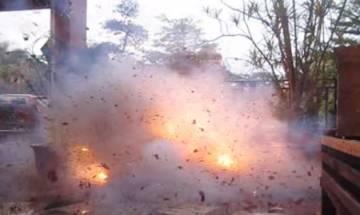 Andhra Pradesh: 2 people died, 11 injured in explosion at cracker unit