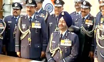 Air Marshal Birender Singh Dhanoa takes charge as next Air Force chief