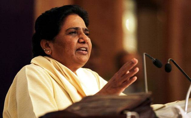 Mayawati (Image: Getty)