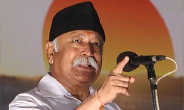 Christian missionaries lack strength to convert Hindus: RSS chief Mohan Bhagwat