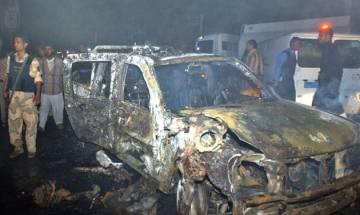 Suicide bomber kills three outside Mogadishu airport: Police
