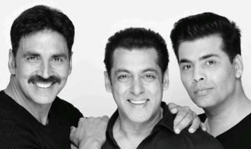 Get ready! Akshay Kumar, Salman Khan, Karan Johar join hands to create next blockbuster