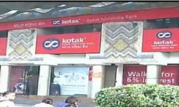 Kotak Mahindra Bank slashes lending rates up to 0.45 per cent