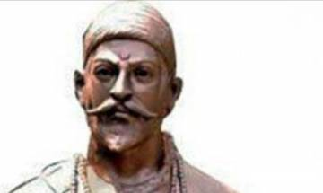 Renowned Marathi playwright's statue vandalised in Pune; 4 booked