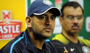 Mahendra Singh Dhoni steps down as captain of Indian ODI, T20 teams, will be available for England series