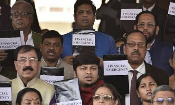 Nearly 30 TMC MPs detained for protests outside PMO