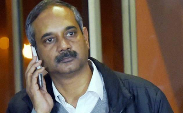 A file photo of Delhi's former principal secretary Rajendra Kumar.