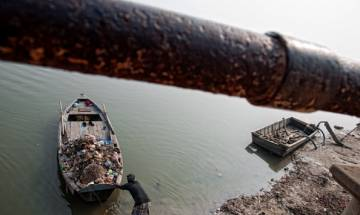 NGT issue showcause notice to UP over reckless garbage dumping near river Ganga