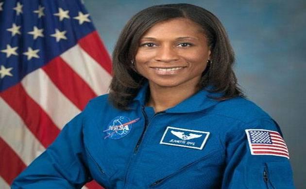 NASA astronaut Jeanette Epps (Twitter)