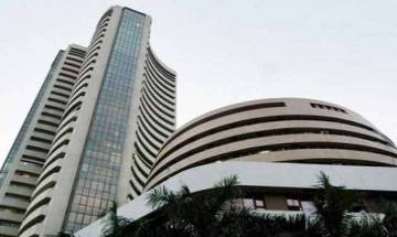 Sensex closes down 119 points after hitting 27k, IT stocks fall