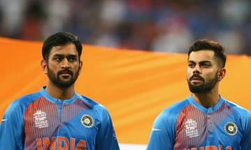 You'll always be my captain: Kohli pays tribute to Dhoni
