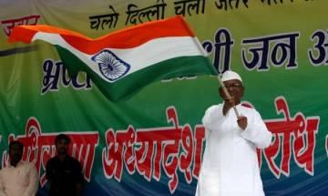 Bombay High Court refuses to order CBI probe on Anna Hazare's plea