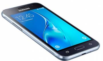Samsung Galaxy J1 (4G) priced at Rs 6,890: Specifications and features