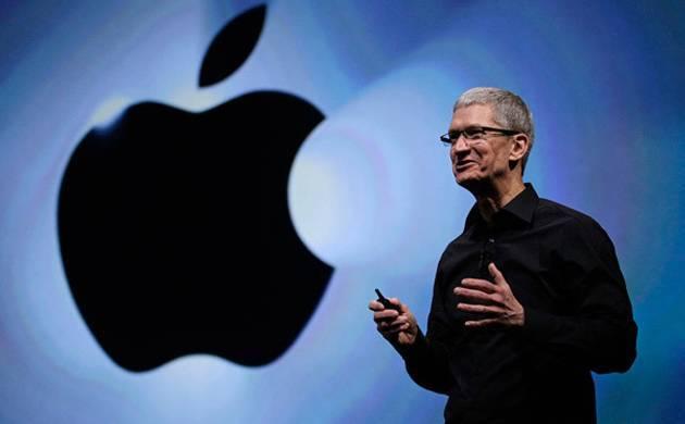Apple CEO Tim Cook. (File Photo)