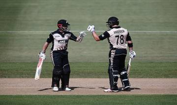 Anderson, Williamson batting onslaught powers New Zealand to 194-4 against Bangladesh in third T-20