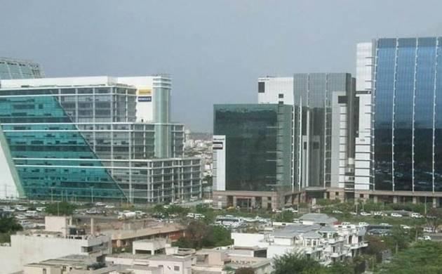 View of Gurugram (file photo)