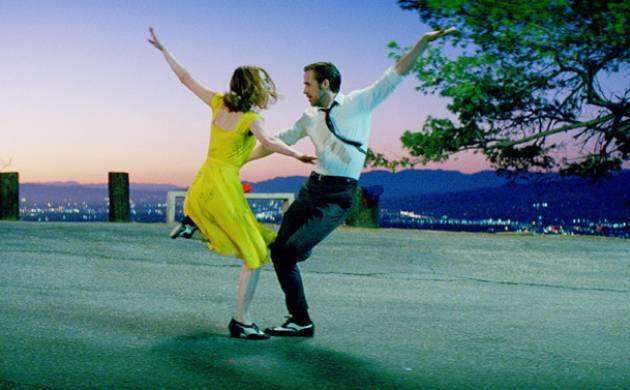"""Director Damien Chazelle's musical romance """"La La Land"""""""