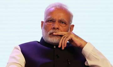 Maharashtra: Congress demands removal of PM Modi's posters from petrol pumps