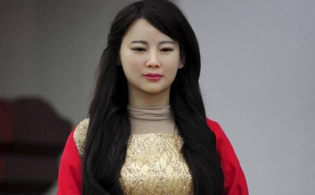 Meet Jia Jia, China's first ever human-like robot