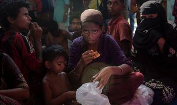 65,000 Rohingya fled to Bangladesh from Myanmar since army crackdown