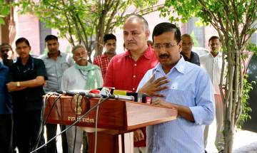 Delhi CM Arvind Kejriwal alleges financial irregularities in municipal corporations amid garbage piling