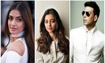 Akshay Kumar starrer 'Padman' to have Sonam Kapoor, Radhika Apte as leading ladies