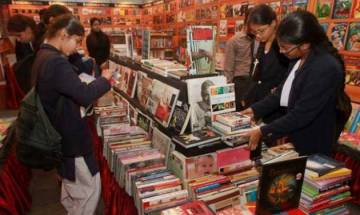Author claims NBT denied reading permission to JNU-set novel at ongoing World Book Fair