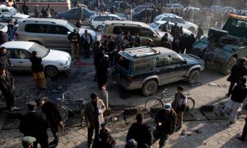 Kabul bombings: Around 50 dead, dozens injured; Taliban insurgents escalate deadly winter campaign