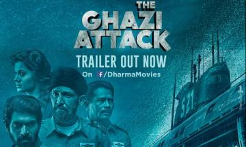'The Ghazi Attack' trailer: Rana Daggubatti, Kay Kay Menon promises an exciting tale of a lesser known episode of 1971 Indo-Pak war