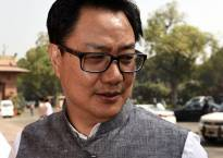 Kiren Rijiju says govt taking corrective steps to improve conditions of jawans