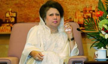 Former Bangladesh PM Khaleda Zia appears before court for graft hearing