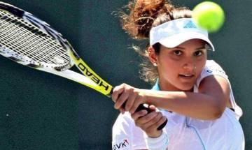 Sania Mirza enters final of WTA Apia International with Czech partner Barbora Strycova