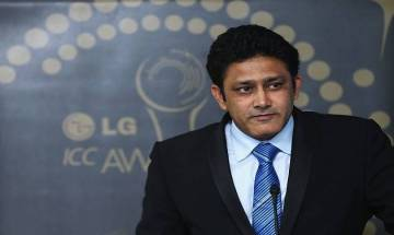 Dhoni managed senior players well, says Anil Kumble
