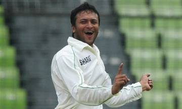 Shakib Al Hasan's 217-run knock against NZ in Wellington Test becomes highest Test score by Bangladesh cricketer