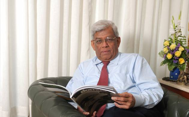 A file photo of HDFC Chairman Deepak Parekh (Getty Images)