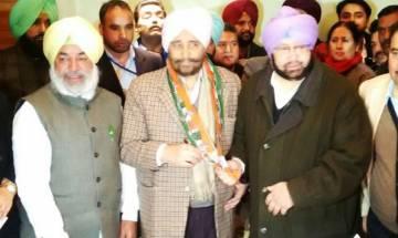 Punjab Polls 2017: Former AAP leader Daljit Singh joins Punjab Congress