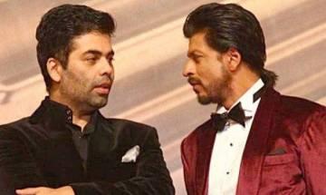 Shah Rukh to launch Karan Johar's autobiography 'An Unsuitable Boy'