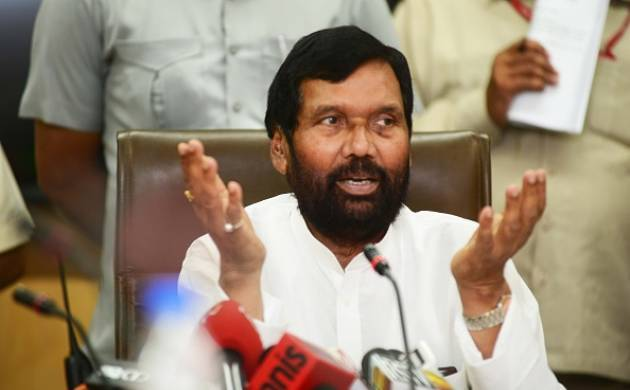 Union minister Ramvilas Paswan discharged from Patna hospital