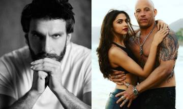 This is what Deepika Padukone has to say about Ranveer Singh's reaction about 'xXx: Return of Xander Cage'