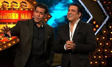 Bigg Boss 10: Govinda rocks 'Weekend Ka Vaar' episode along with Salman Khan and Krushna, steals show with amazing dance moves