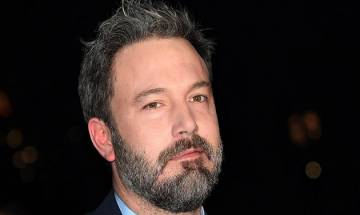 Ben Affleck shares his experience of being in 'Batman' suit