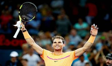 Rafael Nadal sails into Australian Open second round post straight-sets win over Germany's Florian Mayer