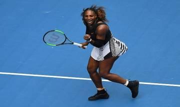 Serena Williams overpowers Belinda Bencic 6-4, 6-3 in round one of Australian Open