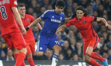 China hopes to tie bids for Costa, Cavani