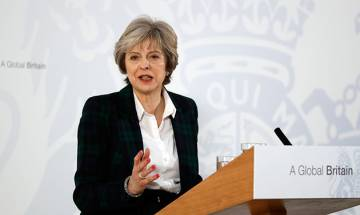 British PM Theresa May sets out 12 point Brexit agenda: UK 'will not hold on to bits of EU membership'
