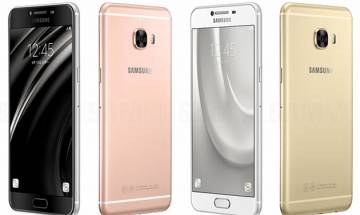 Samsung Galaxy C9 Pro launched in India: Check price and specifications