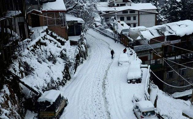 Avalanche warning for some districts in J-K