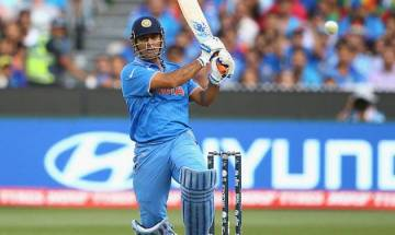 MS Dhoni enters elite 200 six-hitting club in ODIs, becomes first Indian cricketer to achieve feat
